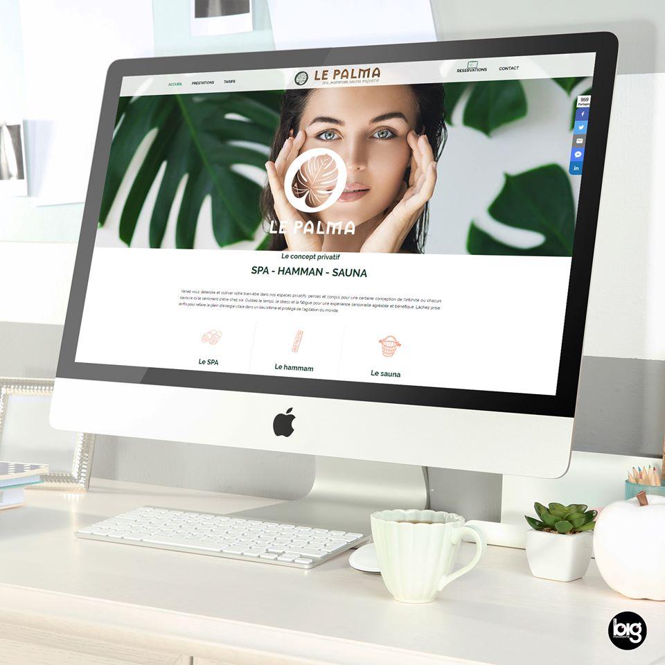 Création site de réservation en ligne